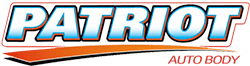 Patriot Auto Body Logo